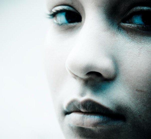 deep eyes