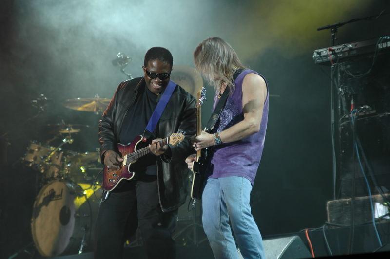 Deep Purple am 03.09.05 in Düsseldorf