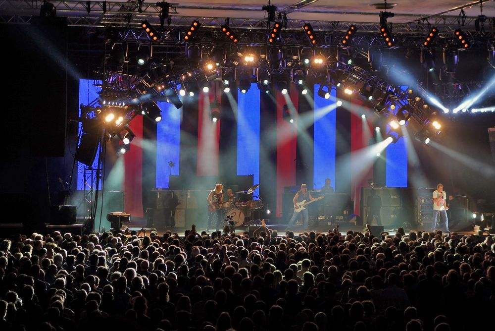 Deep Purple live in Dresden