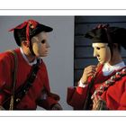 Défilé de masque - Mamoidas - Sardegne
