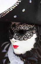 Defilee der Masken III (Madame fatale)