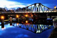 Deichbrücke