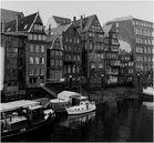 Deichstrasse Hamburg 1977 vor der Renovierung!