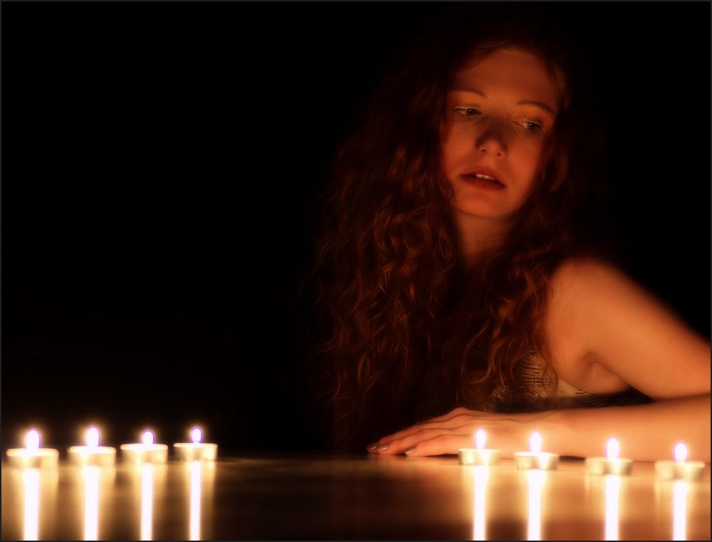 """""""Dein Licht brennt immer in mir......................"""""""