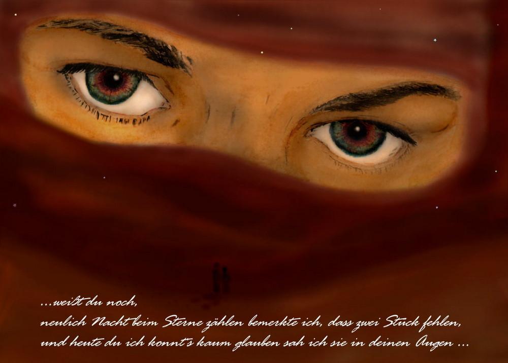 Deine Augen