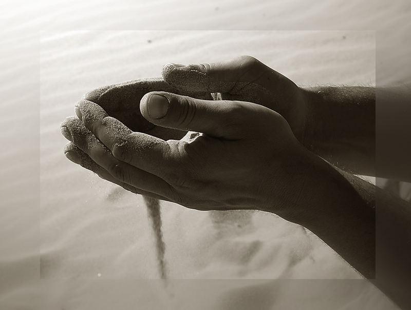 DEINE HAND