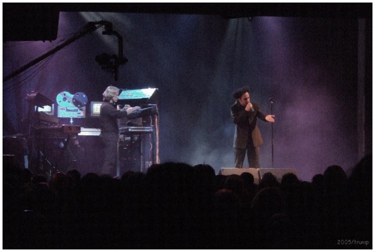 "Deine Lakaien @ ""Concert that never happened before"""