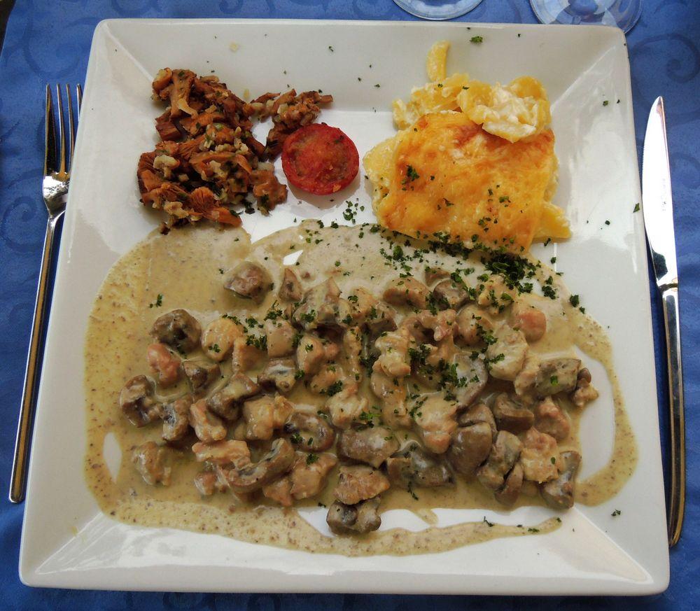 Dejeuner | Viande