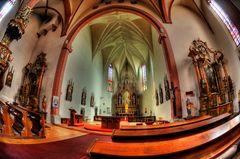 Dekanatskirche zur Verklärung Christi / Tabor .