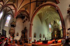 Dekanatskirche zur Verklärung Christi / Tabor