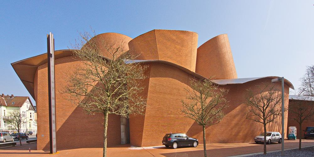 Dekonstruktivismus foto bild kunstmuseum - Dekonstruktivismus architektur ...