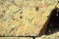 Dekor eines Grabes.        ...DSC_4401