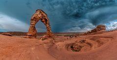 """Delicate Arch"" in Utah"