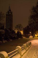 Delitzscher Altstadt / Wallgraben und Breiter Turm