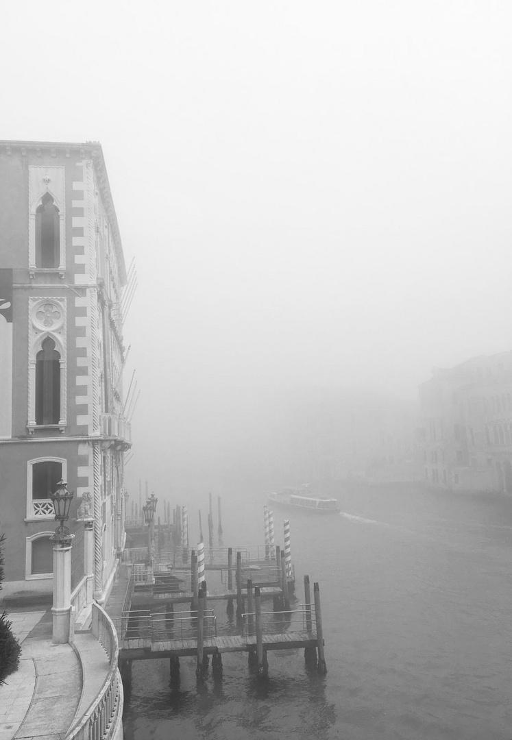 della nebbia e dintorni **