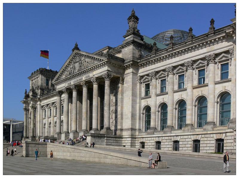 Dem deutschen Volke [II]
