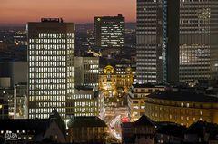 Dem Euro geht das Licht aus