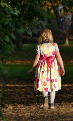 dem Herbst das Lieblingskleid zeigen