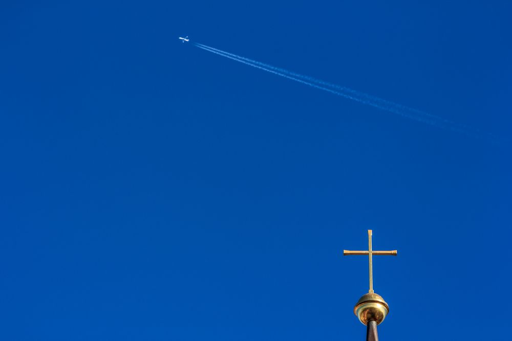 Dem Himmel ein Stück näher