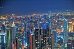Dem Himmel sehr nah - burj khalifa