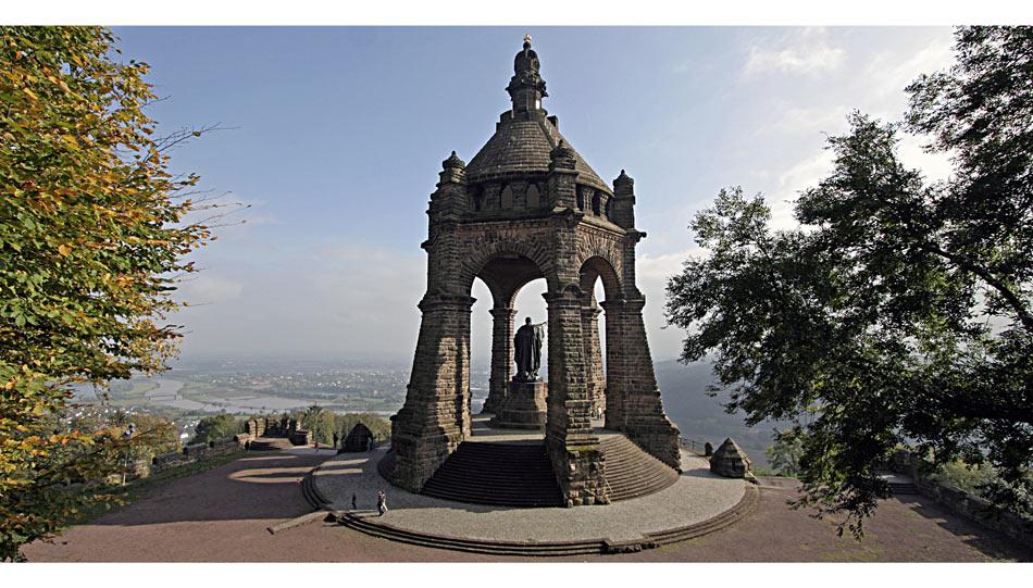 ...dem Wilhelm sein Denkmal...