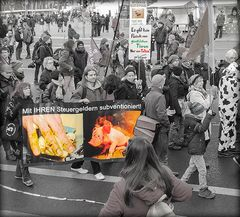 Demo am Brandenburger Tor 2