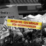 "Demo Hannover ""Turbo-Abitur"""