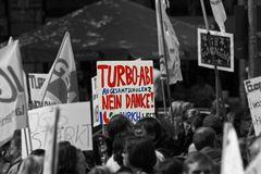 """Demo in Hannover zum Thema """"Bildung"""""""