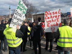 Demo Pro Diesel Parteien Stgt 16-03-19