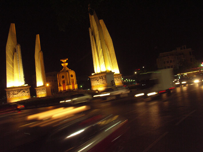 Democracy Monument. Bangkok