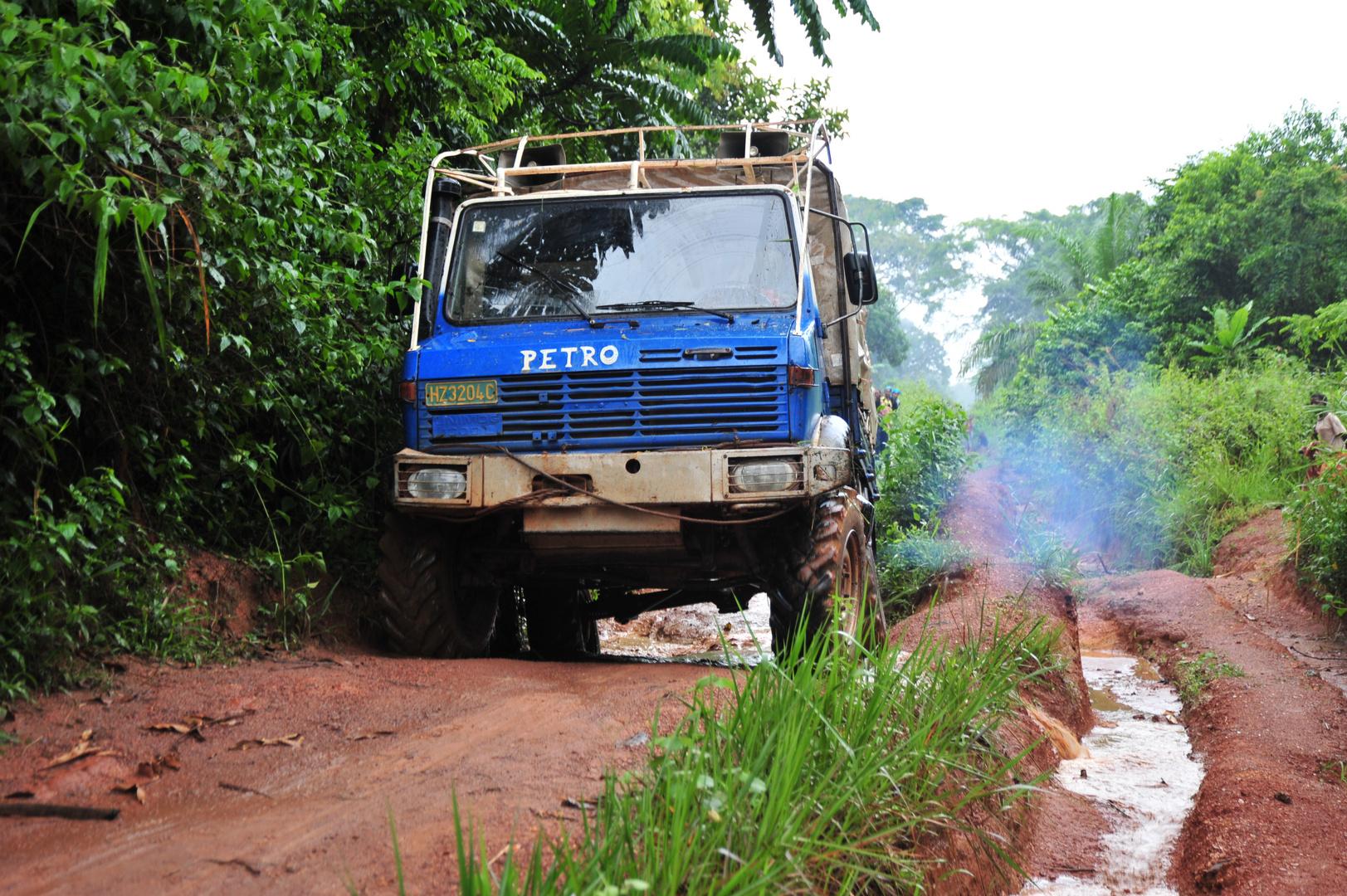 Demokratischen Republik Kongo