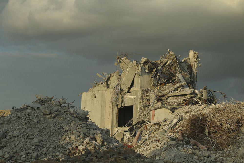 Demolition Art