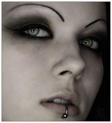 ... demonic ...