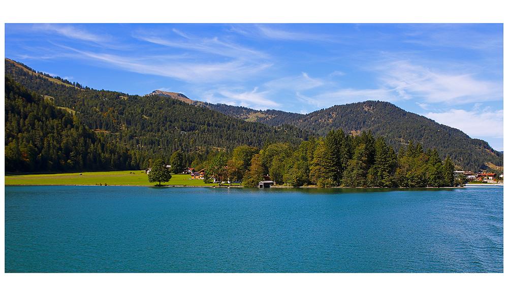 Den Achensee...XVIII...