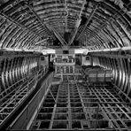 Den Aufbau einer Boeing 747 (Jumbo Jet), kann man im Technik Museum in Speyer bewundern.