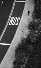 den Bus verpasst