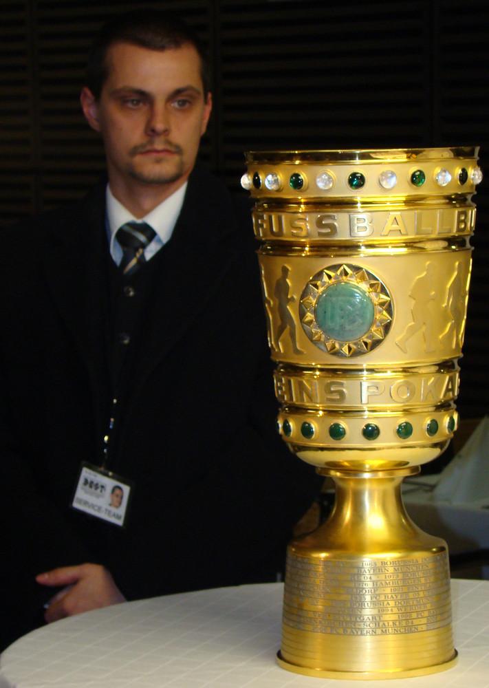 Den DFB-Pokal nicht aus den Augen lassen