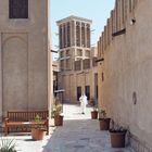 Den Durchblick im Bastakiya-Viertel