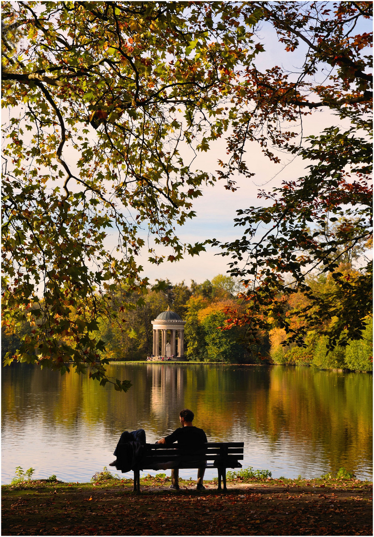 Den goldenen Herbst genießen