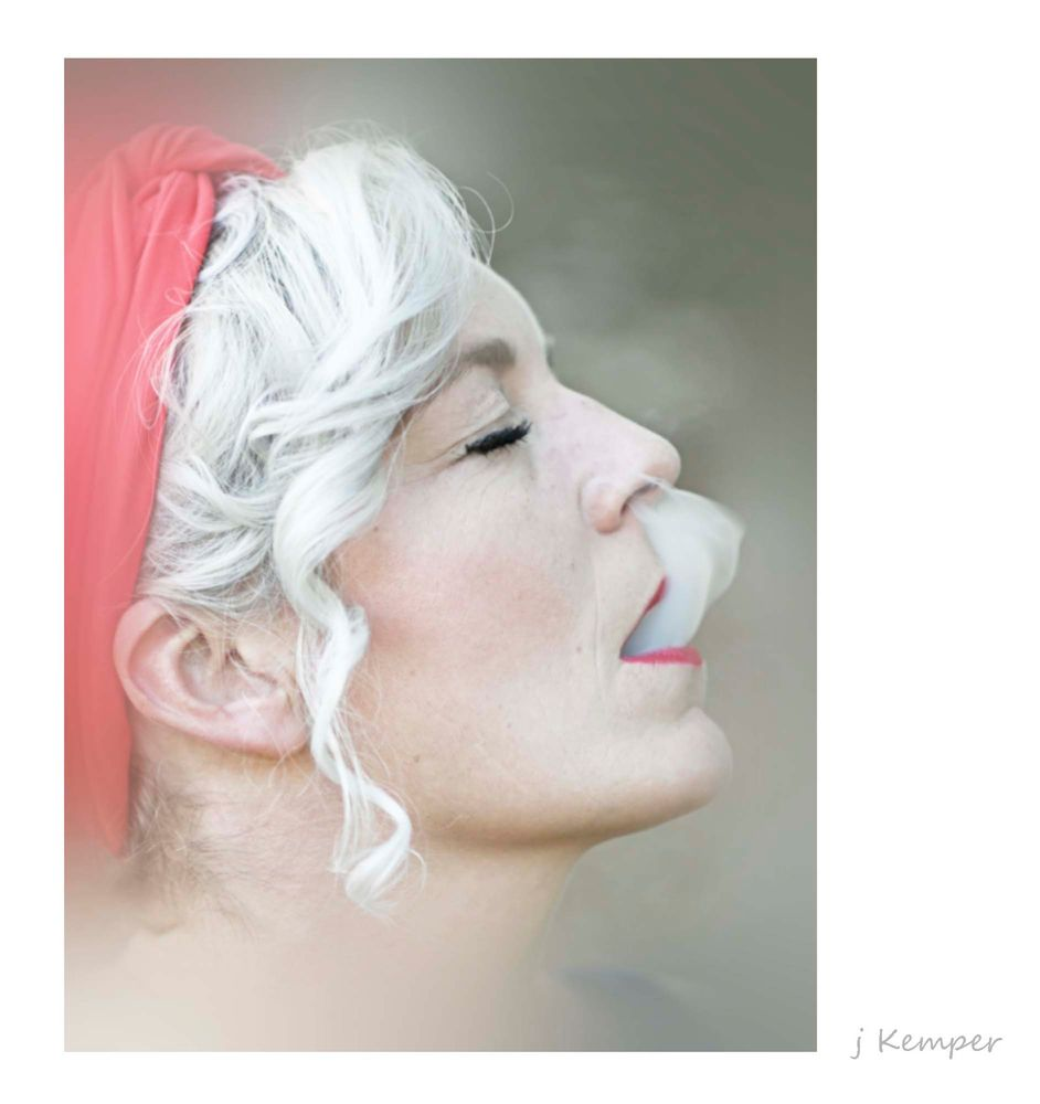 - den Rauch genießen -
