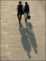 Den Schatten voraus