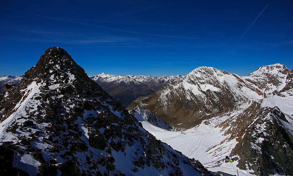 Den Stubaier Gletscher...VII...