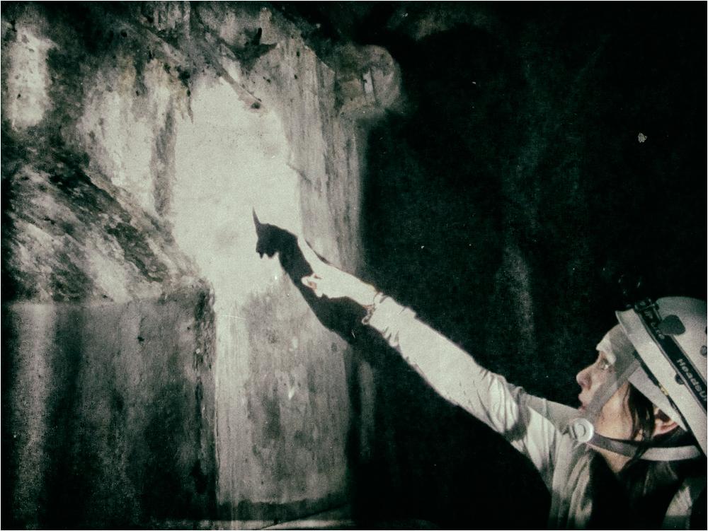 Den Teufel An Die Wand Malen Foto Bild Europe Osterreich
