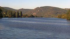 Den vorletzten kalendarischen Sommertag am Wasser in Böhmen begonnen...