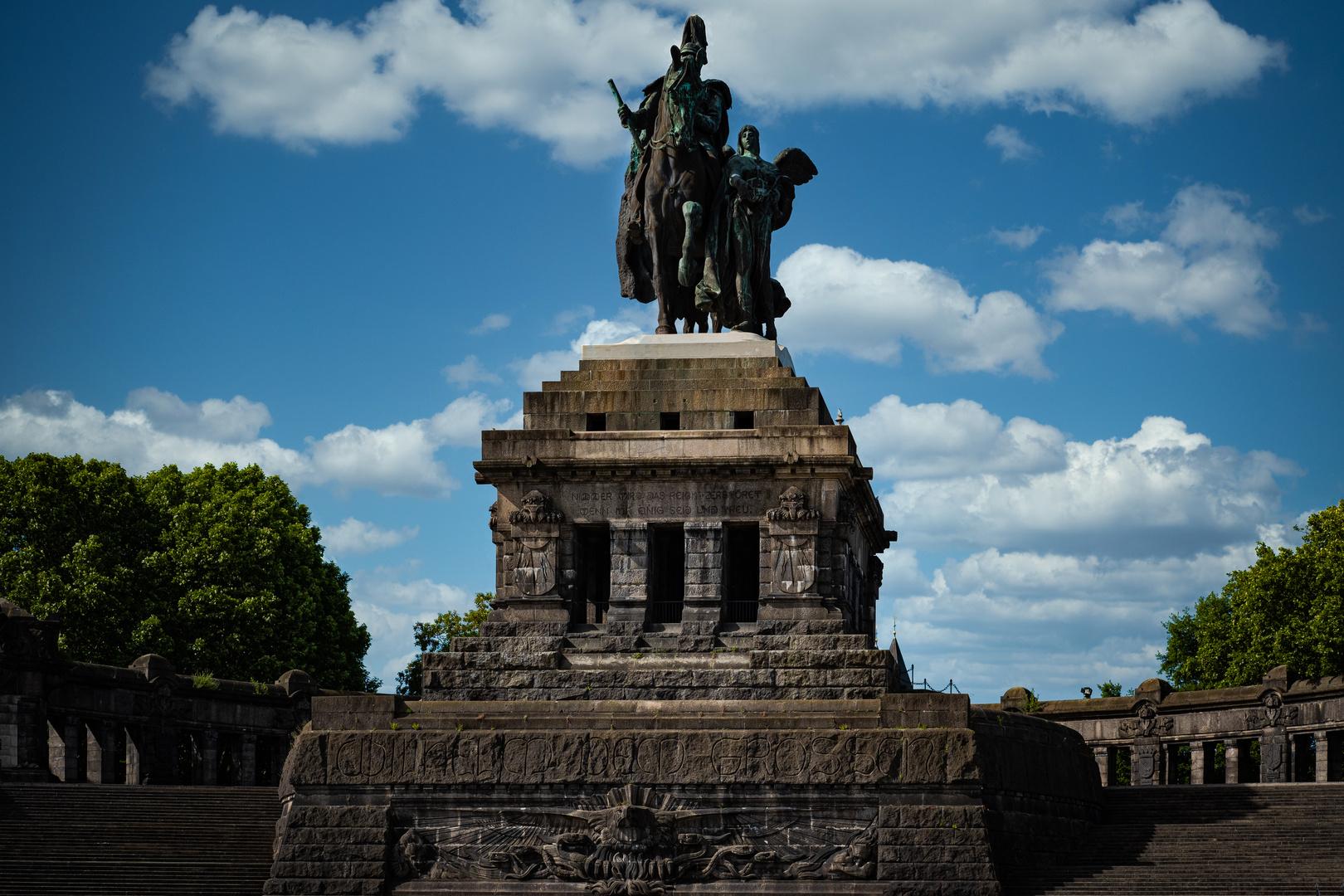 Denkmal am Deutschen Eck