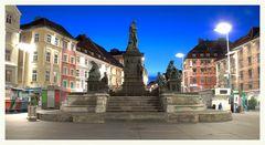 Denkmal am Grazer Hauptplatz
