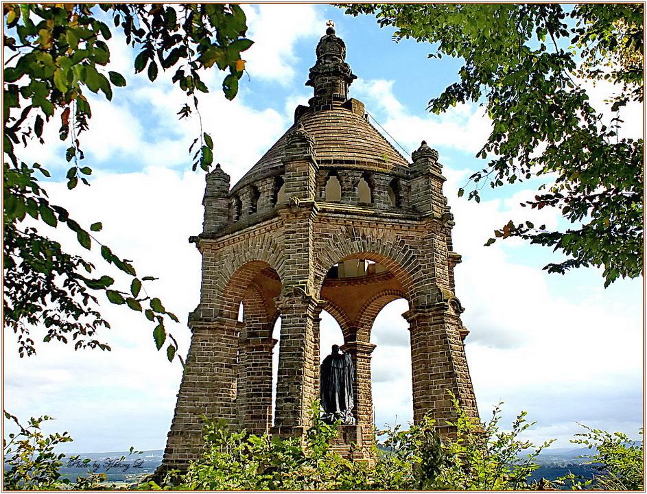 Denkmal an der Weser