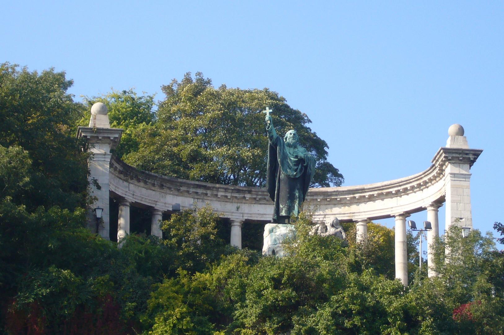 Denkmal des Heiligen Gellért, Budapest