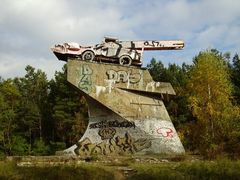 Denkmal Dreilinden