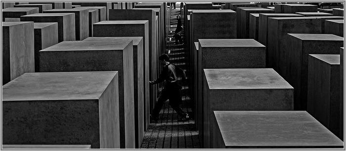 Denkmal für die ermordeten Juden Europas (III)